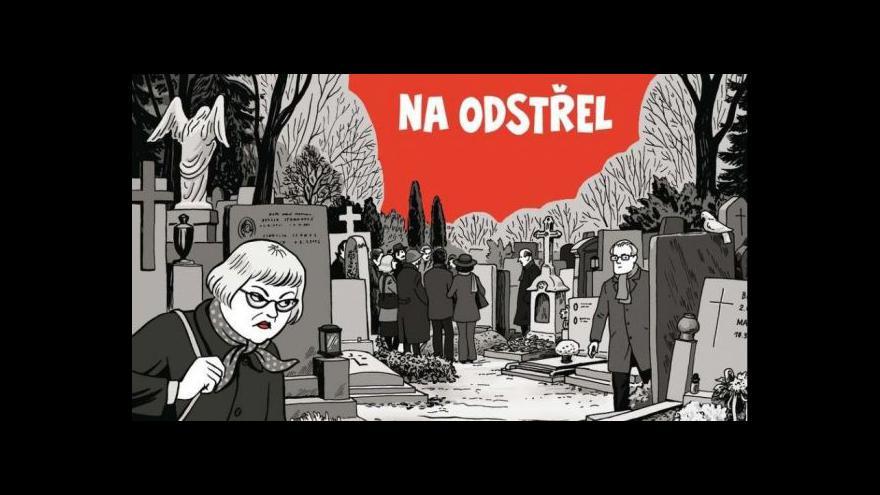 Video Lucie Lomová napsala detektivku