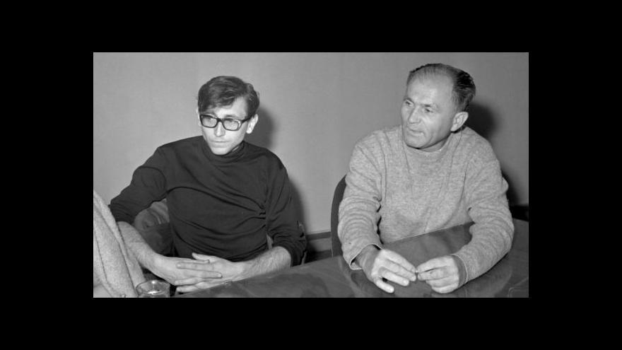 Video Události v kultuře: Téma Bohumil Hrabal