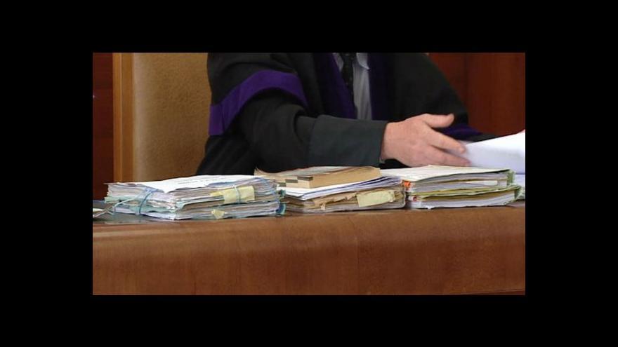 Video Stát údajně soudcům špatně vypočítával platy