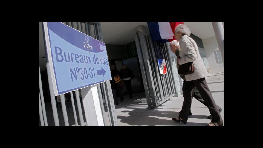 Video Francouzi ztrácí zájem o tradiční strany