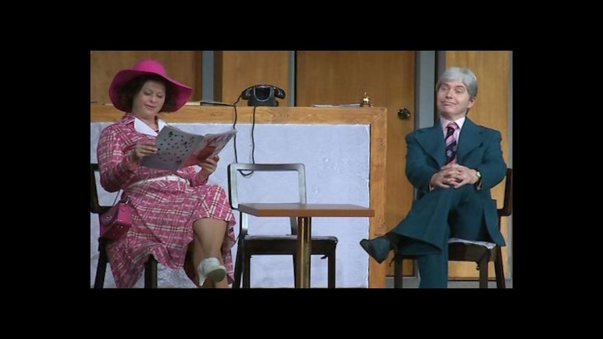 Video No comment: Představení Peklo v hotelu Westminster