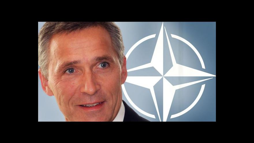 Video Do čela NATO se postaví norský expremiér