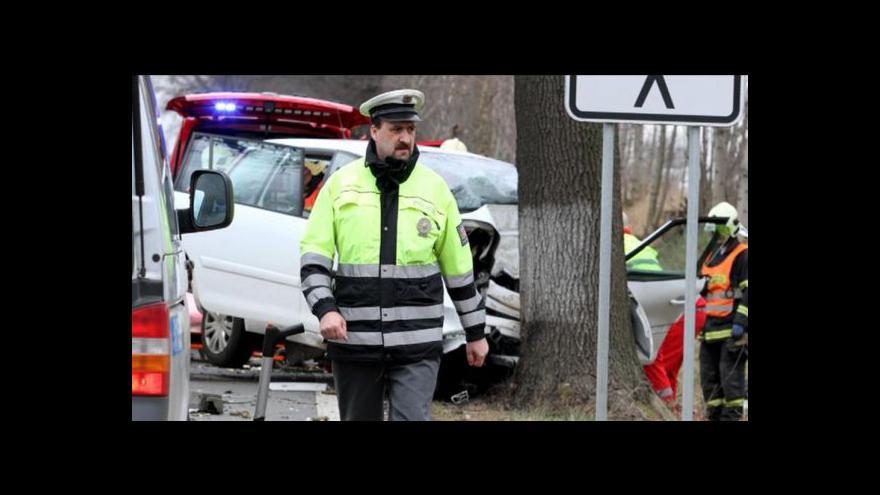Video Nová mapa poukazuje na 20 rizikových míst na silnicích