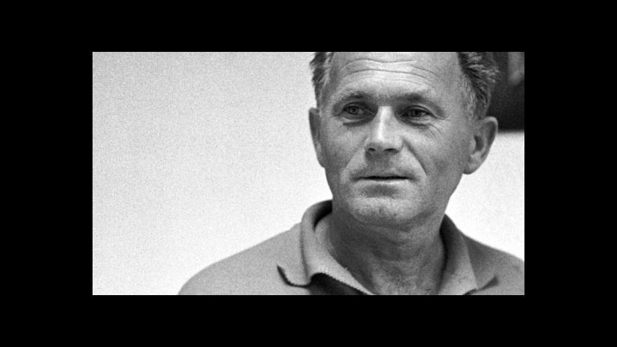 Video Morgenstern: Hrabal je pilíř naší literatury