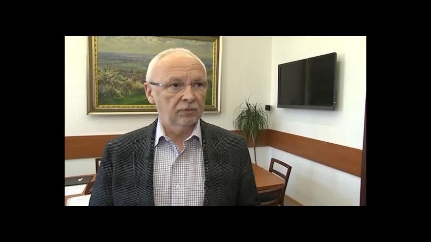 Video O protipovodňových opatřeních hovoří starosta Květoslav Tichavský