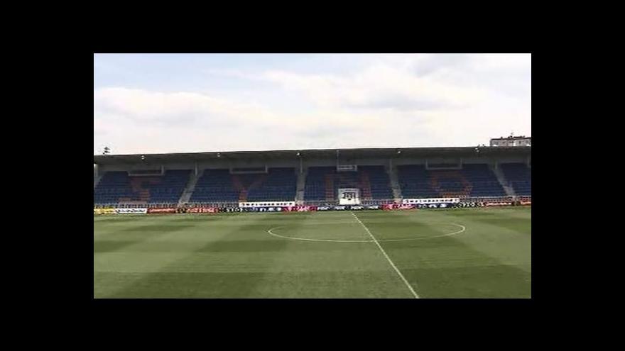 Video Uherské Hradiště vylepší stadion kvůli fotbalovému ME 2015