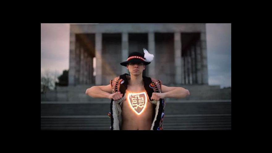 Video Slováci půjdou za několik hodin volit prezidenta