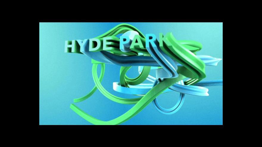Video Hyde Park: Jiří Nesrovnal o výdajových paušálech
