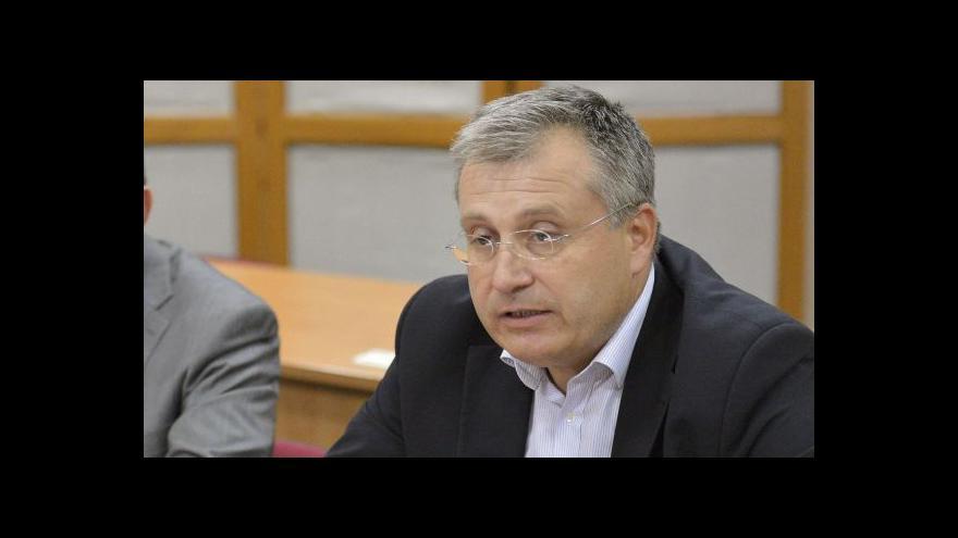 Video Náměstek Jiří Nouza: Řada je na rozhodčím soudu