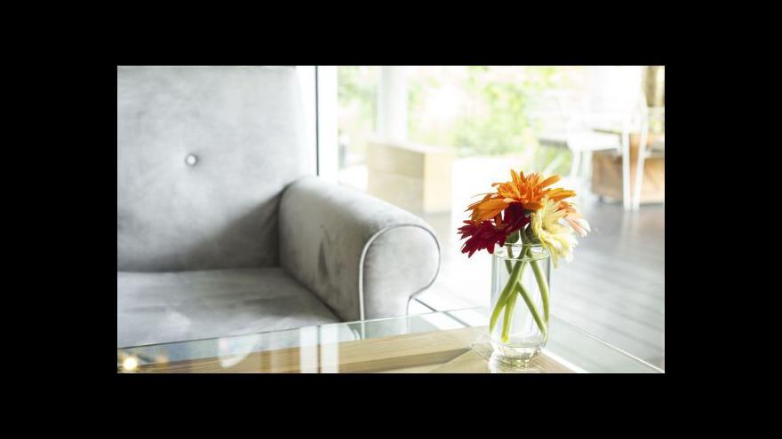 Video Spokojenost s bydlením roste