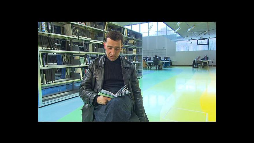 Video Daniel Hradecký o sbírce 64