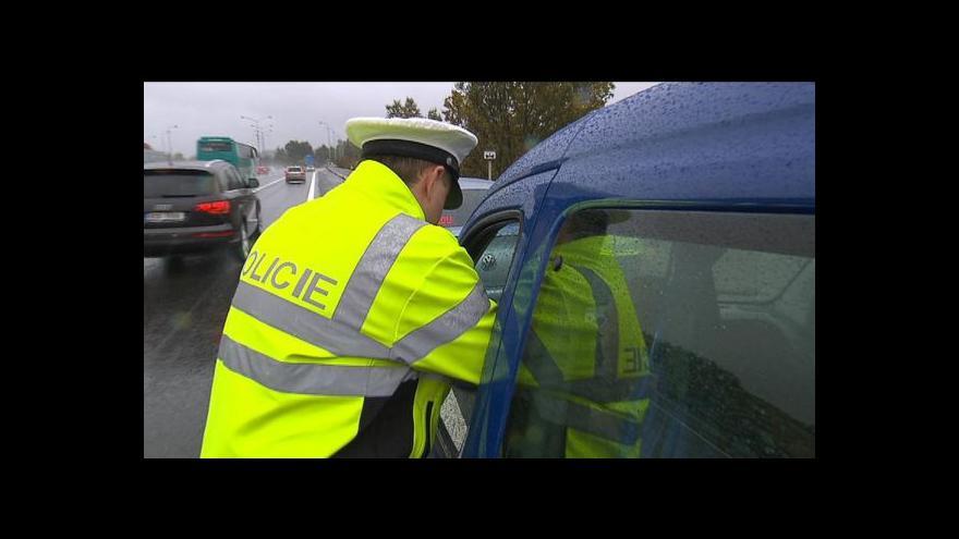 Video Policejní šikana okem řidičů samotných