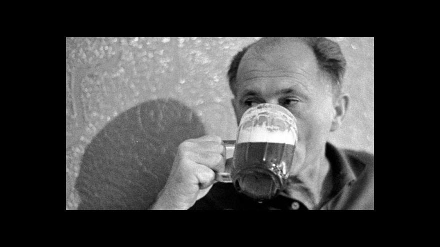 Video Brno si připomíná Bohumila Hrabala