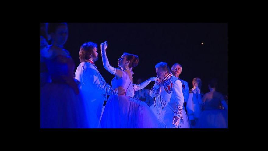 Video No comment: Ukázka z představení Polská krev