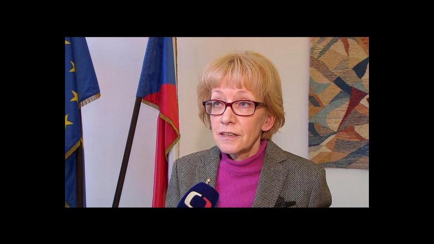 Video Helena Válková chce omezit soudní průtahy