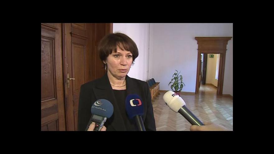 Video Státní zástupkyně Ludmila Doležalová o případu