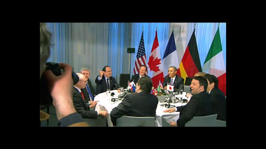 Video G7 uspořádá vlastní summit bez Ruska