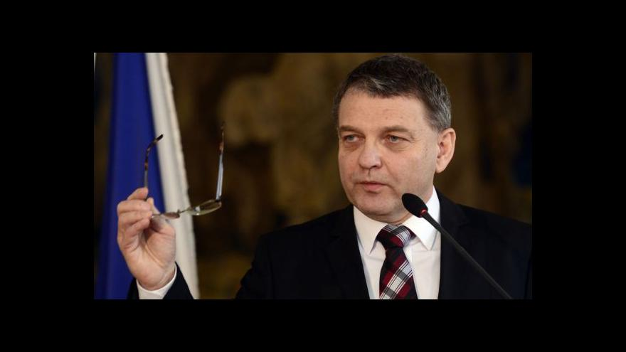 Video Zaorálek: Volyňští Češi jsou v bezpečí, speciální pomoc neplánujeme