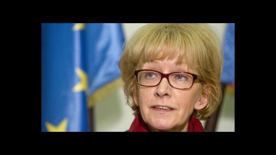Video Výrok ministryně vyvolal bouřlivé reakce