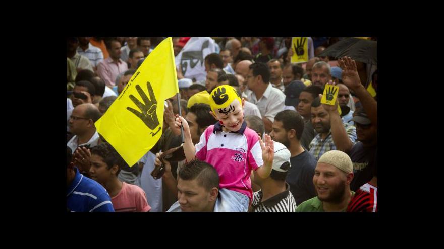 Video Arabista: Odsouzených na smrt bude v Egyptě ještě mnohem víc