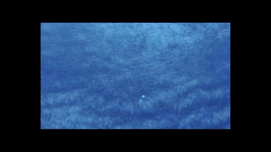 Video Horizont 24: Pátrání po troskách letadla pokračuje
