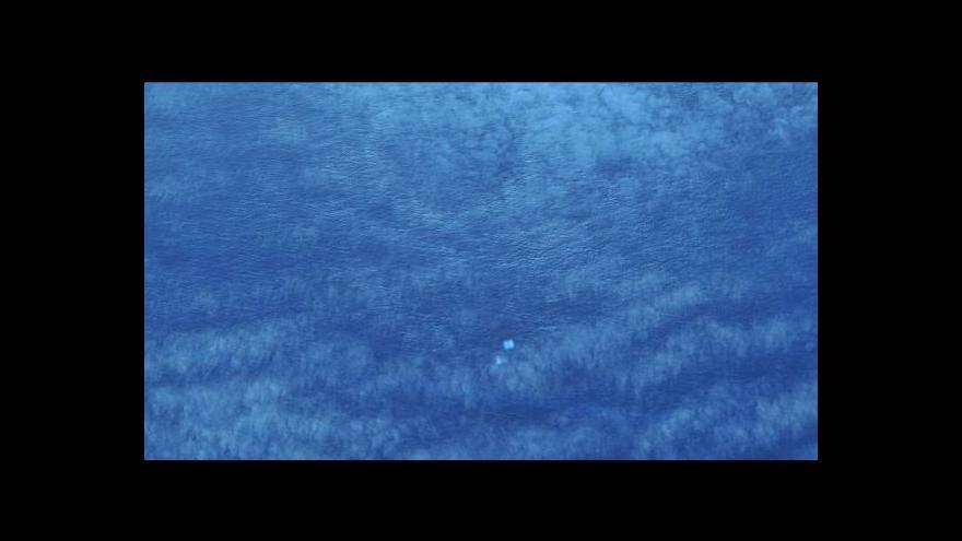 Video Události: Let MH370 skončil na dně Indického oceánu