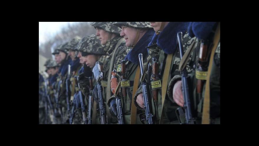 Video Zpravodaj ČT na Krymu: Žádné přesuny vojáků jsme zatím nezaznamenali