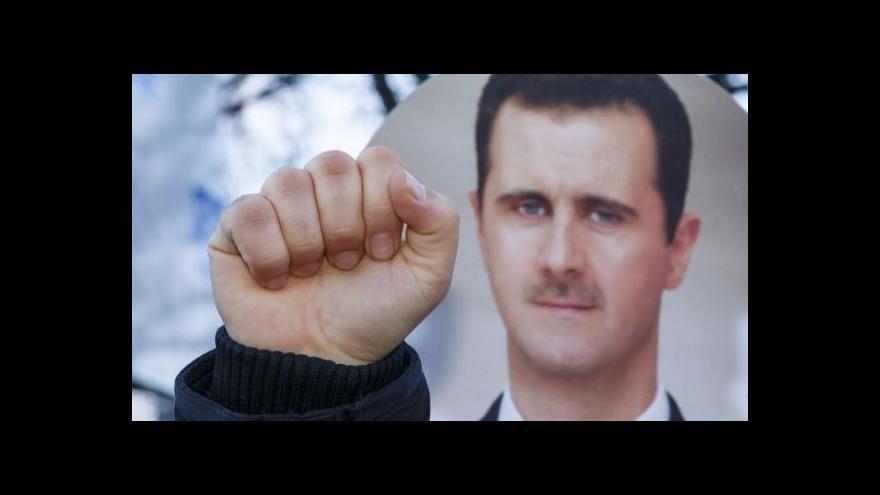 Video Damašek a Ankara se přou o sestřelené syrské letadlo
