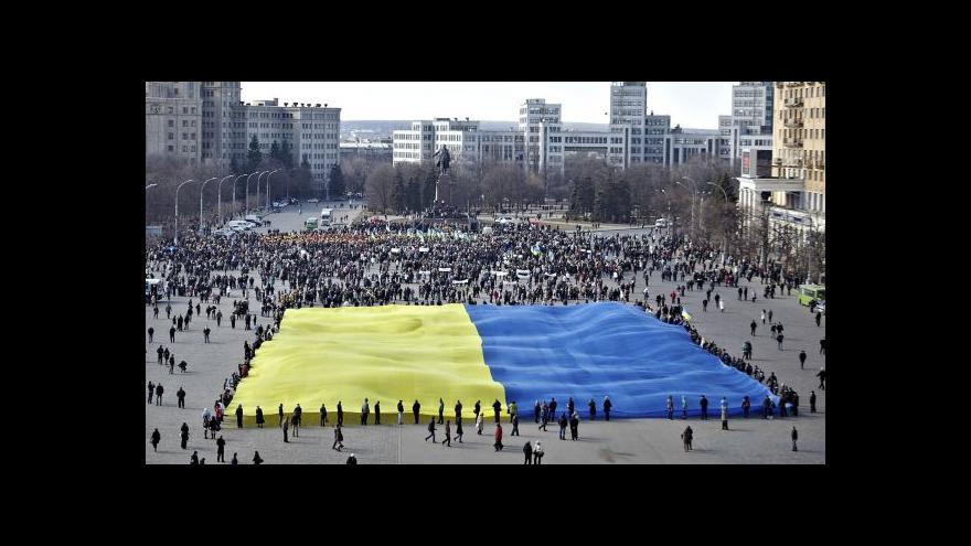 Video Pozorovatelé OBSE míří na Ukrajinu