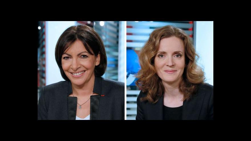 Video Události: Paříž bude vést poprvé v historii žena