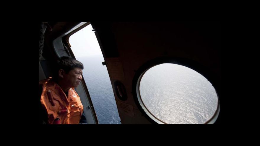 Video Šámalová: Pátrání probíhá v extrémně odlehlé oblasti