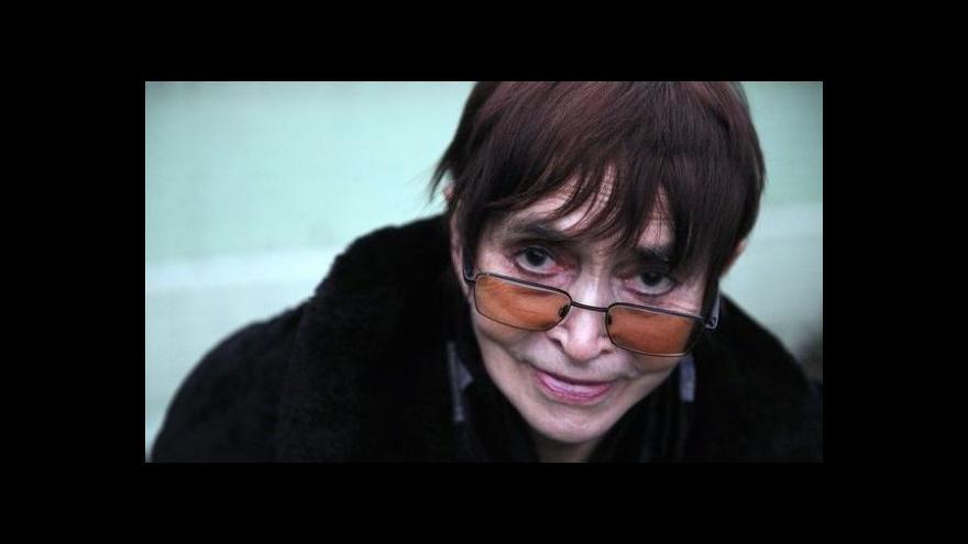 Video Třeštíková: Věra Chytilová uměla vždy jít k jádru věci