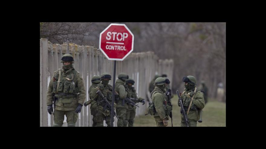 Video Jan Šír: Je to diplomatická válka