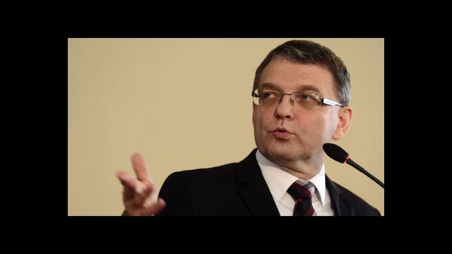 Video Zaorálek: Situaci volyňských Čechů musíme ověřit na místě