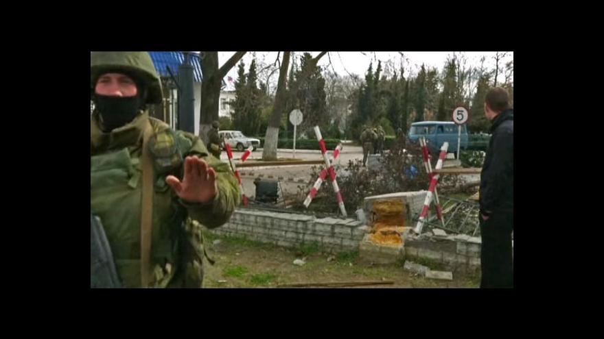 Video Miroslav Karas: Nevyzpytatelnost ruských vojáků nezná hranic