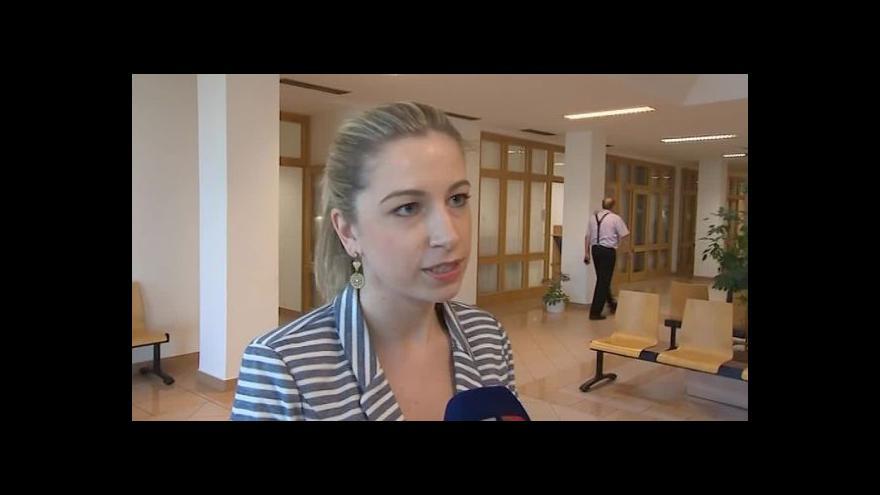 Video O poškozených hovoří jejich zmocněnkyně Lucie Veverková