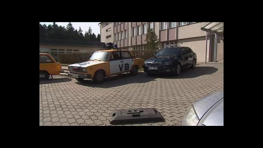 Video No comment: Vybavení dálniční policie dříve a nyní