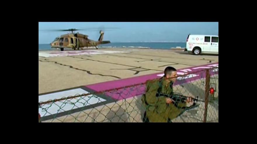 Video Prolitá krev nezůstane bez odplaty, vzkazuje Sýrii Izrael