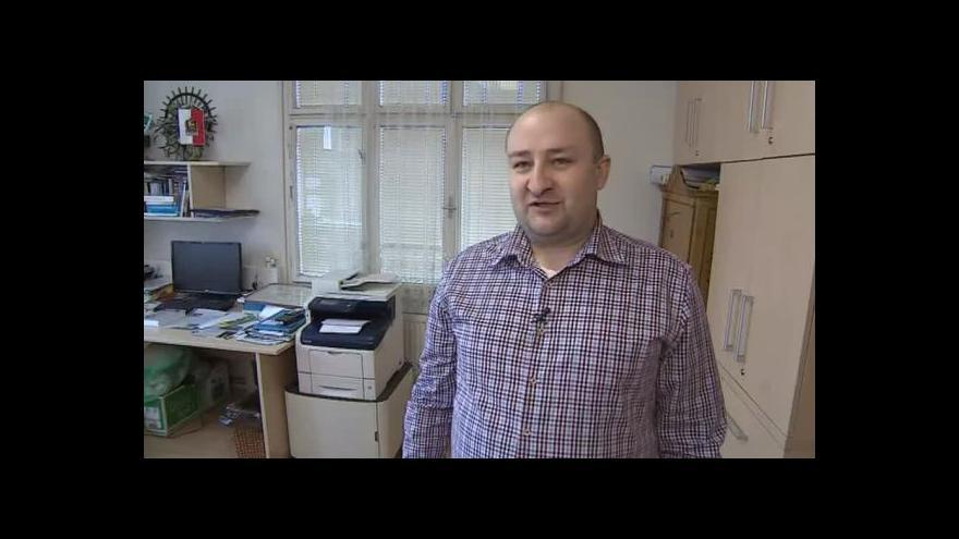 Video Hovoří starosta Tetčic Martin Ambros (nez.)