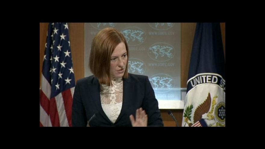 Video Spojené státy zavírají syrské ambasády a konzuláty