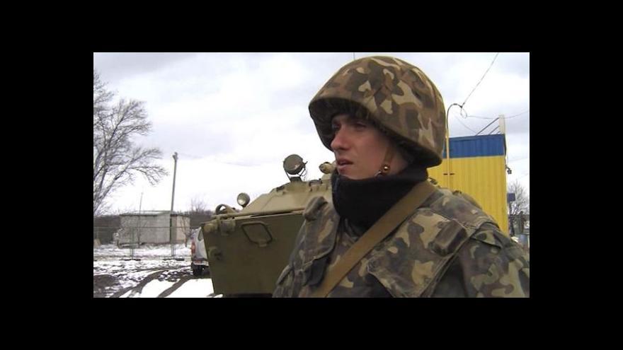 Video Události: Střelba v Simferopolu a mobilizace v pohraničí