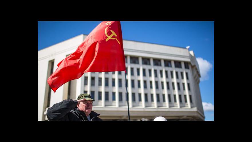 Video UK: Ruský versus ukrajinský názor na situaci na Krymu