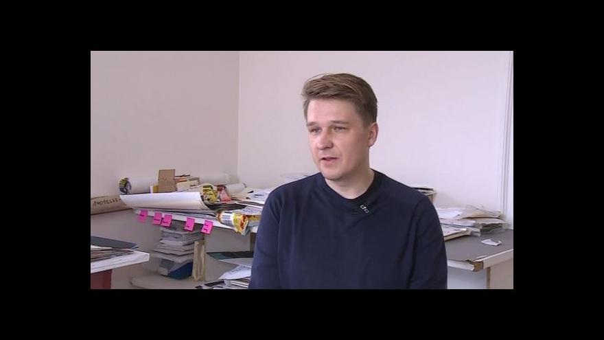 Video Kurátor Tomáš Celizna komentuje letošní Bienále Brno 2014