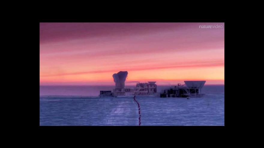 Video Měření astronomů potvrzuje teorii velkého třesku