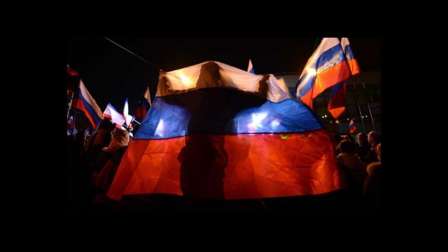 Video Velíšek: Sankce proti Rusku by měly být tvrdé