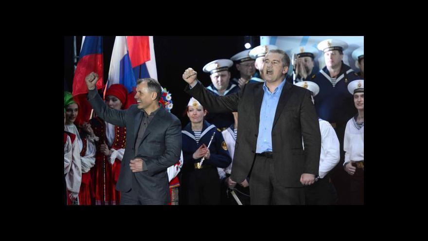 Video Kdo stojí v čele Krymu?