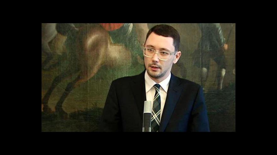 Video Jiří Ovčáček: Prezident vytýká vládě postoj k plavebnímu kanálu