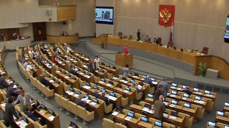 Video Rusko podle nového zákona nemusí respektovat verdikty mezinárodních soudů