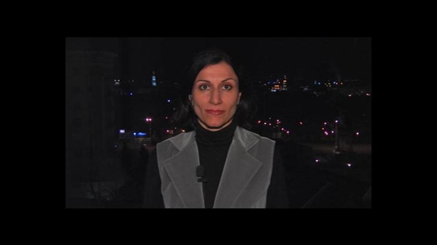 Video Adriana Dergam: K východní hranici zamířily tanky 92. divize