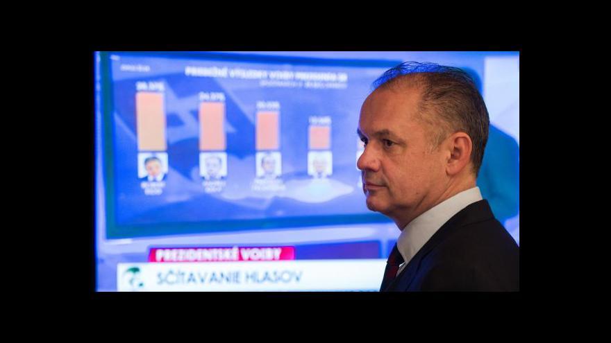 Video Slovenským prezidentem se stane Fico, nebo Kiska